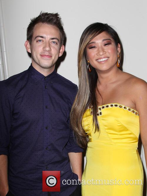 Kevin Mchale and Jenna Ushkowitz 1