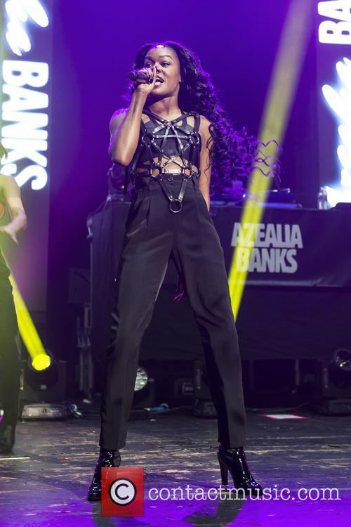 Azealia Banks Issues Apology To Zayn Malik Five Months After Racist Tweets