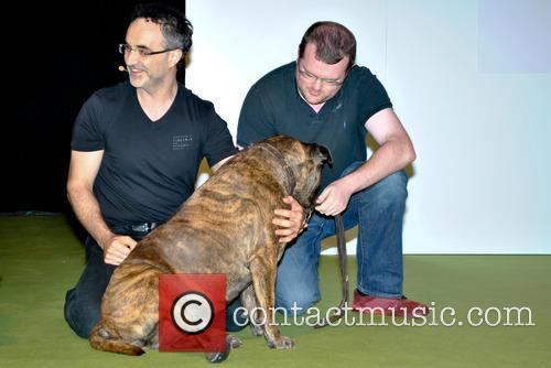 Noel Fitzpatrick, Alex Doering and Papagena 2