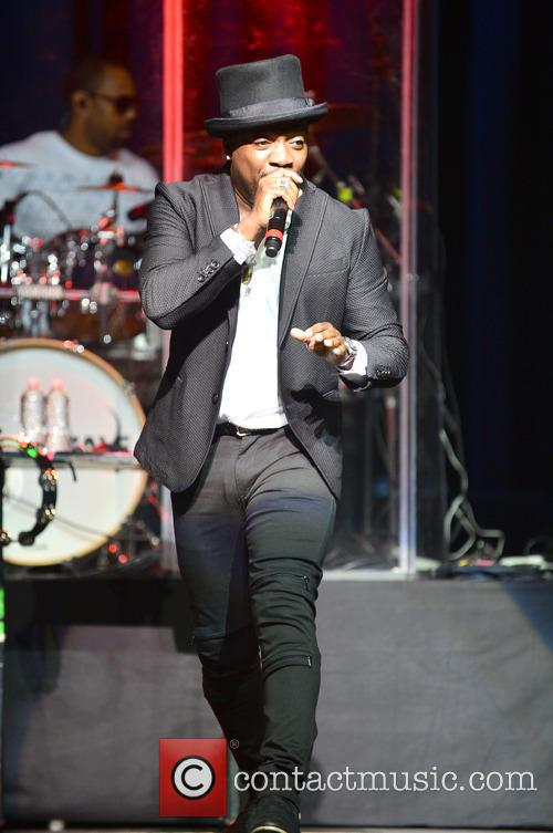 Anthony Hamilton performs live in concert
