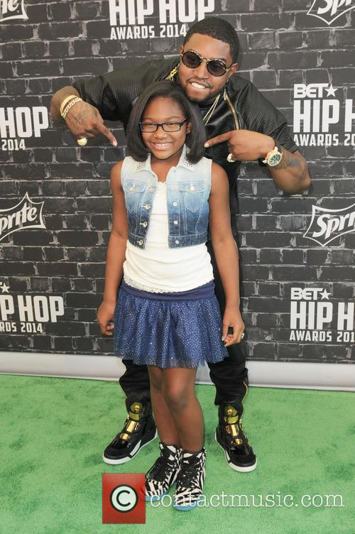 Lil Scrappy and Emani Richardson