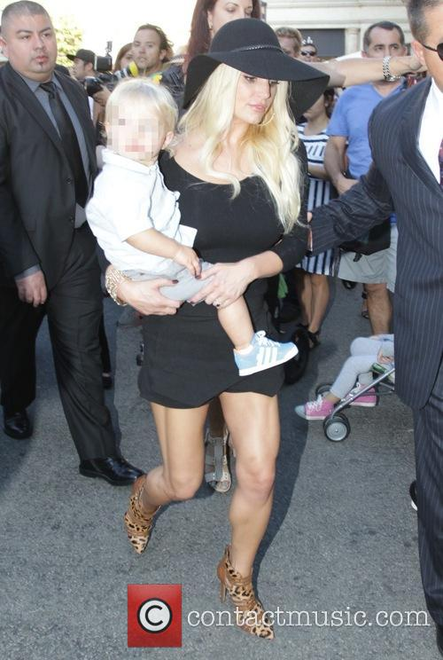 Jessica Simpson and Ace Johnson 6