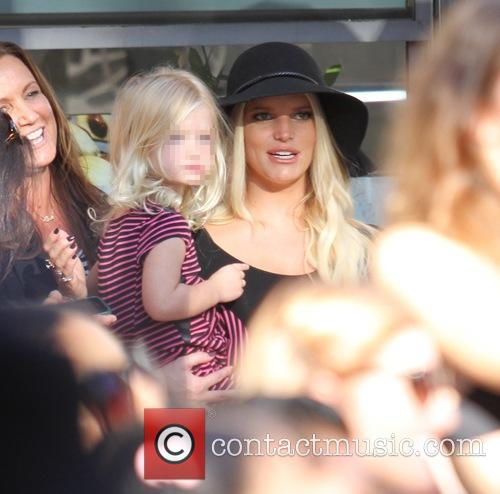 Jessica Simpson and Maxwell Johnson 9