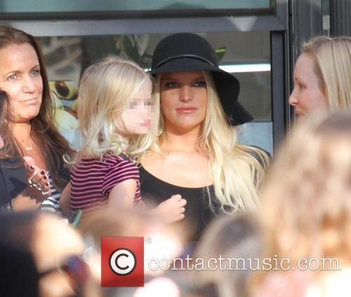 Jessica Simpson and Maxwell Johnson 10