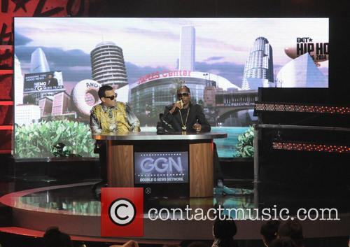 French Montana, Snoop Lion and Snoop Dogg 2