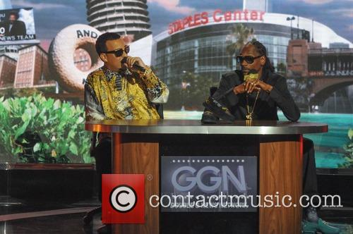 French Montana, Snoop Lion and Snoop Dogg 3