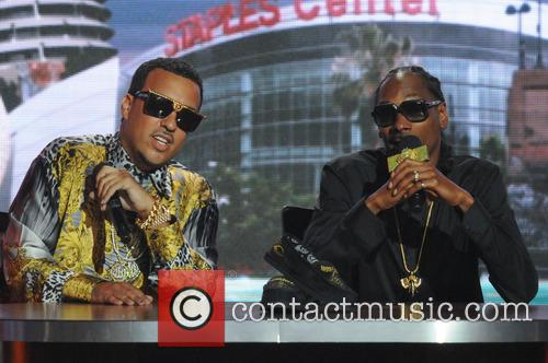 French Montana, Snoop Lion and Snoop Dogg 1