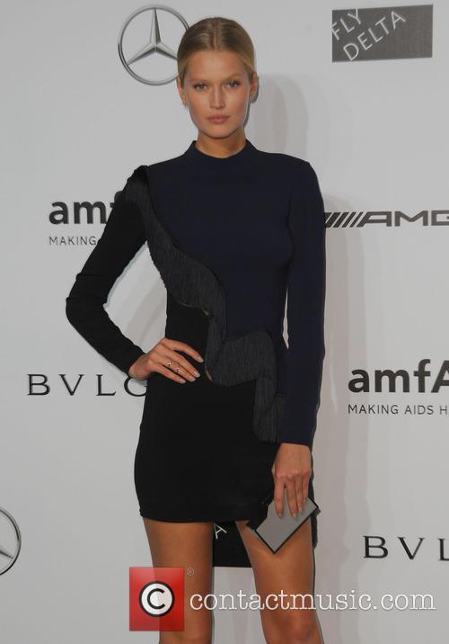 Milan Fashion Week Spring/Summer 2015 amfAR Charity Gala