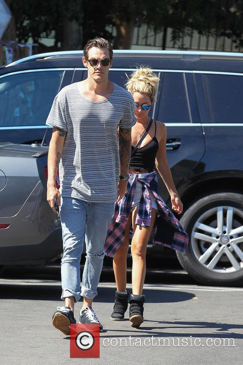 Ashley Tisdale and Christopher French 5