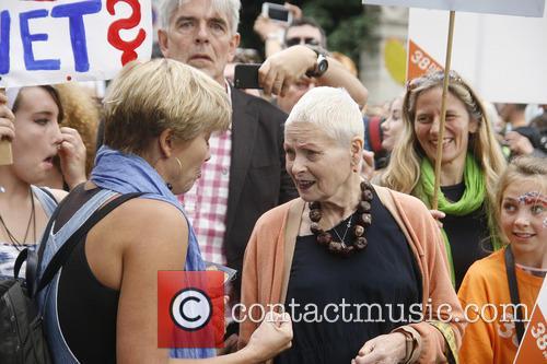 Vivienne Westwood and Emma Thomson 4