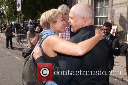 Emma Thompson and  peter Gabriel 6