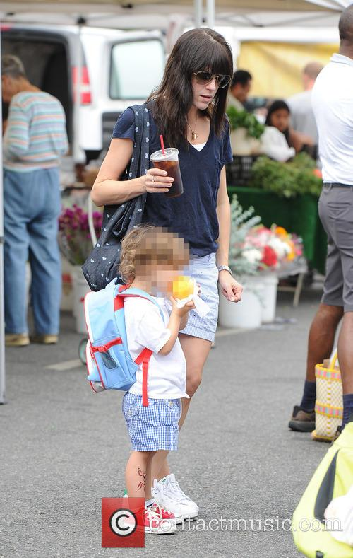 Selma Blair and Arthur Bleick 7