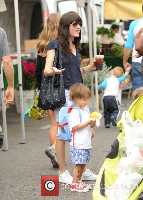 Selma Blair and Arthur Bleick 8