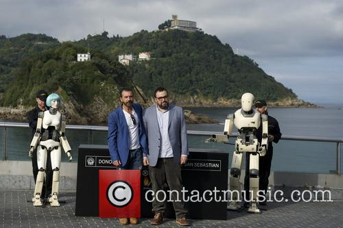 San Sebastian, Anotnio Banderas and Gabe Ibanez 4