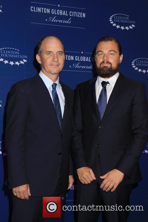 Leonardo Dicaprio and Gordon Summer