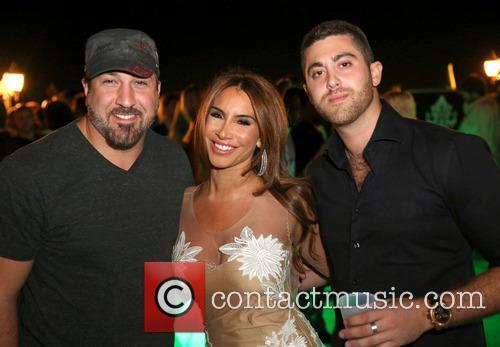 Joey Fatone, Nikki Giavasis and Joey Chowaiki 2