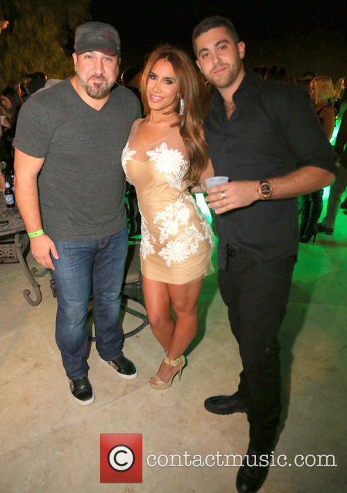 Joey Fatone, Nikki Giavasis and Joey Chowaiki 1