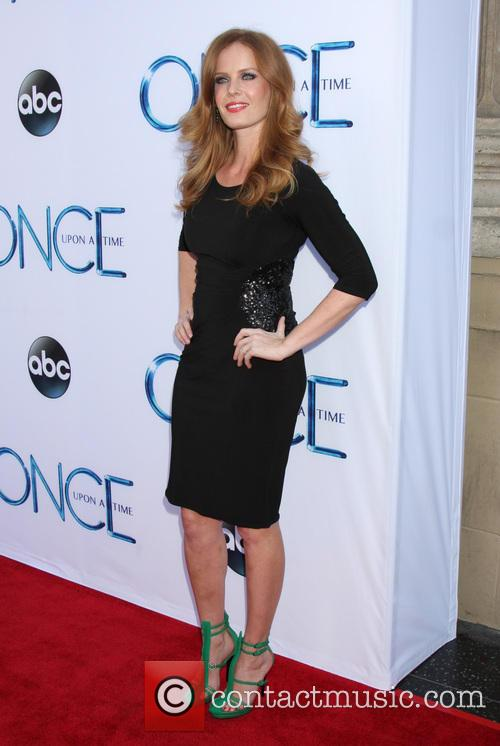 Rebecca Mader will be leaving the ABC fantasy fairy tale series