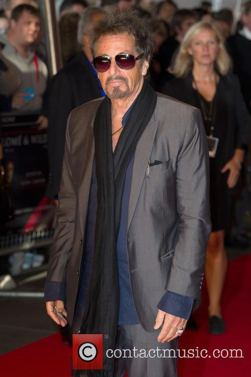 Al Pacino David Mamet