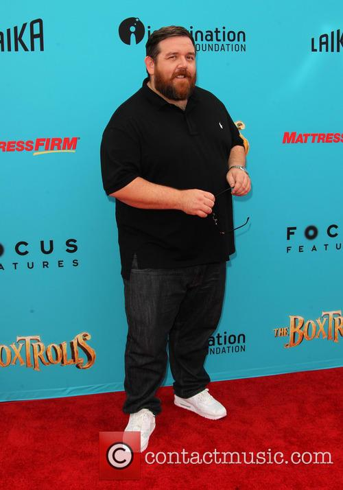 Nick Frost 7