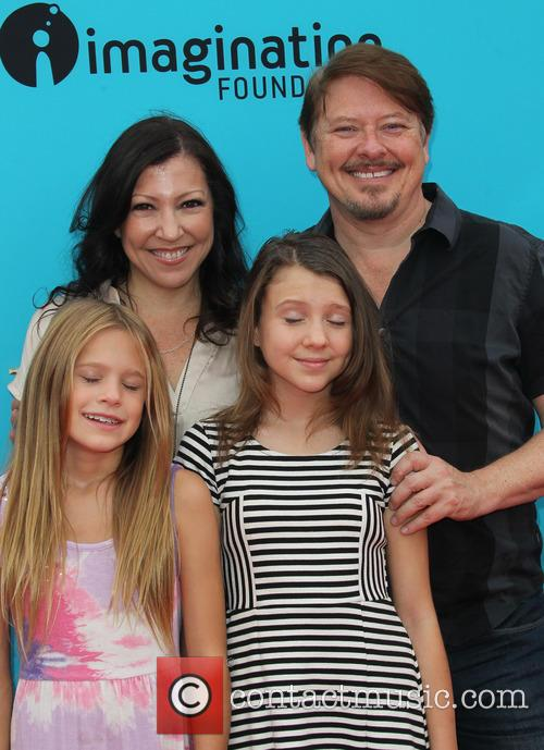 Dave Foley and Family 2