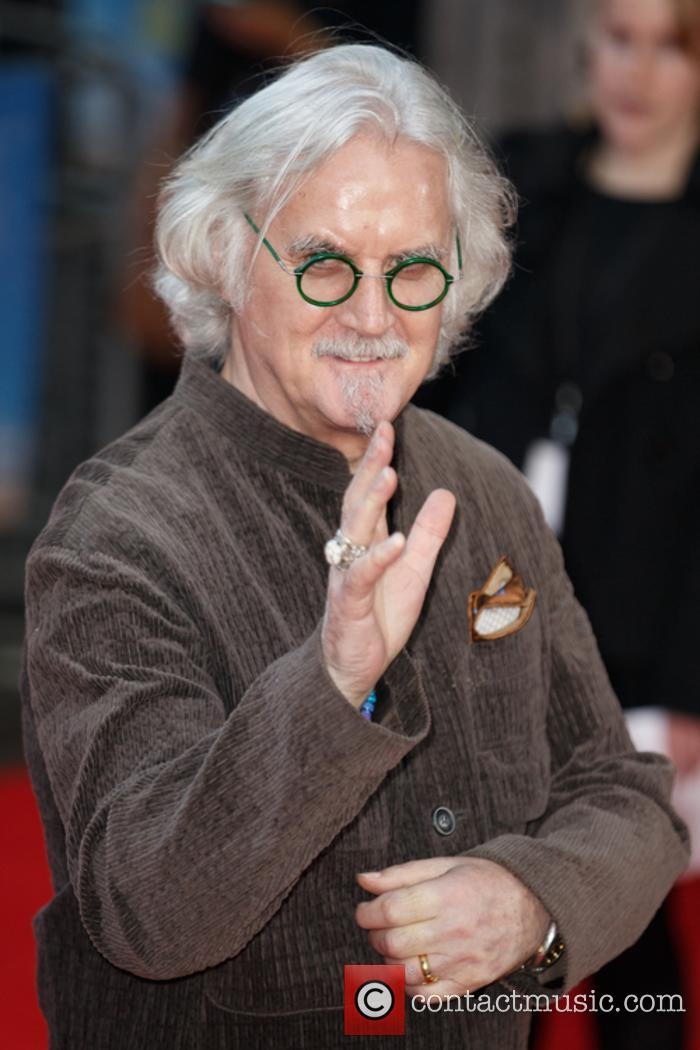 Billy Connolly isn't the biggest fan of the establishment