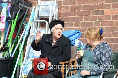 'Open All Hours' filming in Manchester