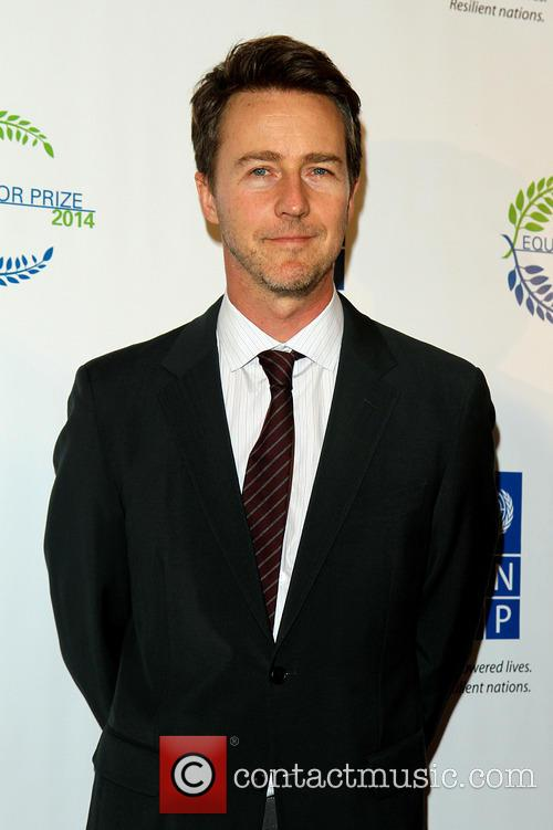 Ed Norton spoke about his role in Birdman