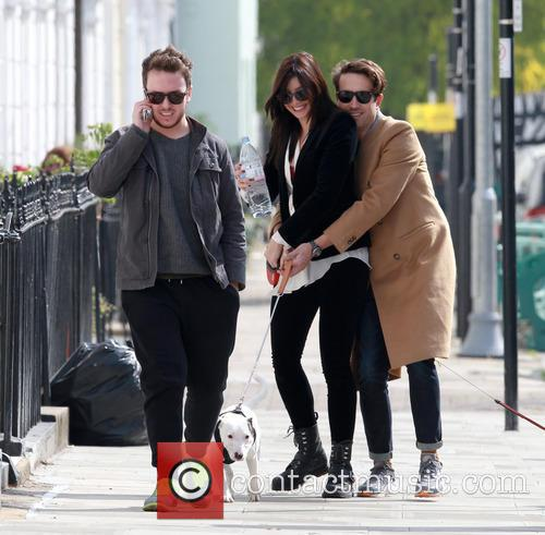 Daisy Lowe and Nick Grimshaw 1