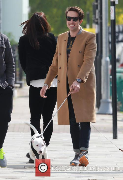 Daisy Lowe and Nick Grimshaw 3