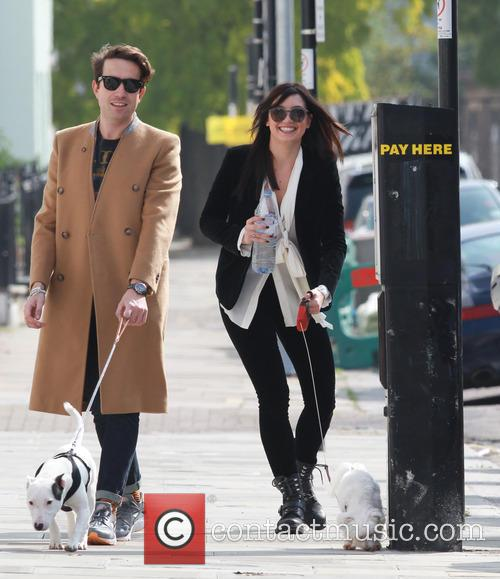 Daisy Lowe and Nick Grimshaw 4