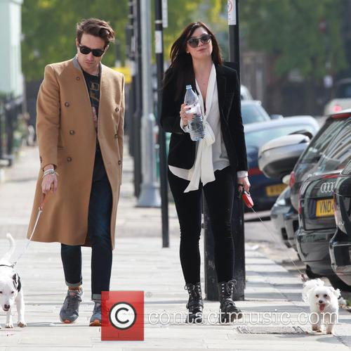 Daisy Lowe and Nick Grimshaw 8