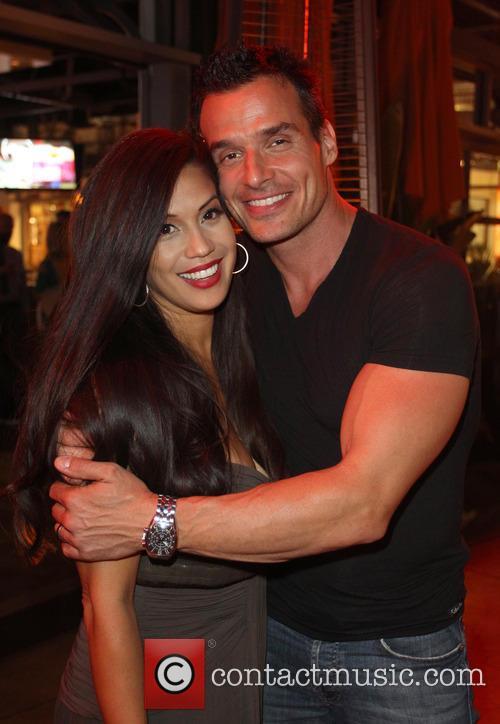 Antonio Sabato Jr and Cheryl Moana Marie Nunes