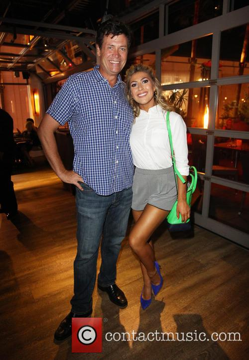 Michael Waltrip and Emma Slater 2