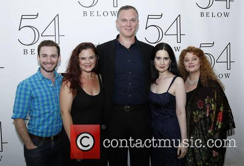 Alan Marshall, Matthew Meigs, Julie Reyburn, Stephanie D'abruzzo and Sarah Rice