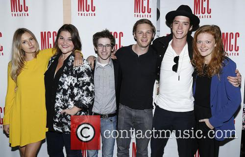 Lilly Englert, Annie Funke, Noah Robbins, Will Pullen, Pico Alexander and Colby Minifie 1