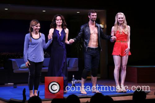 Callie Thorne, Elizabeth Reaser, Frederick Weller and Gia Crovatin 6