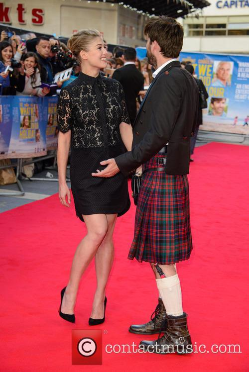 Rosamund Pike and David Tennant 6