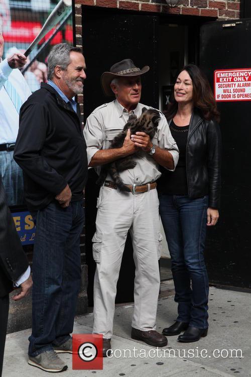 David Letterman and Jungle Jack Hanna 4