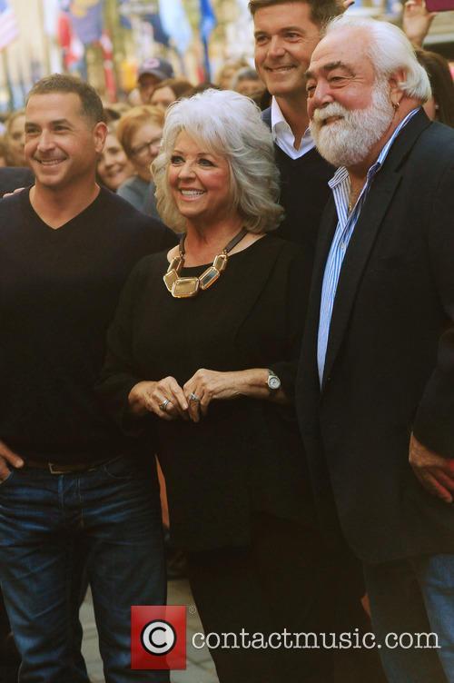 Paula Deen, Michael Groover, Bobby Deen and Jamie Deen 2