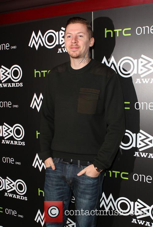 Professor Green and Stephen Manderson 3