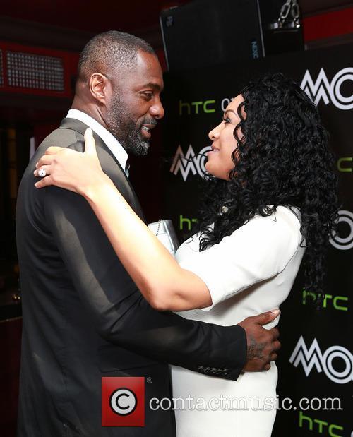 Idris Elba and Kanya King 7