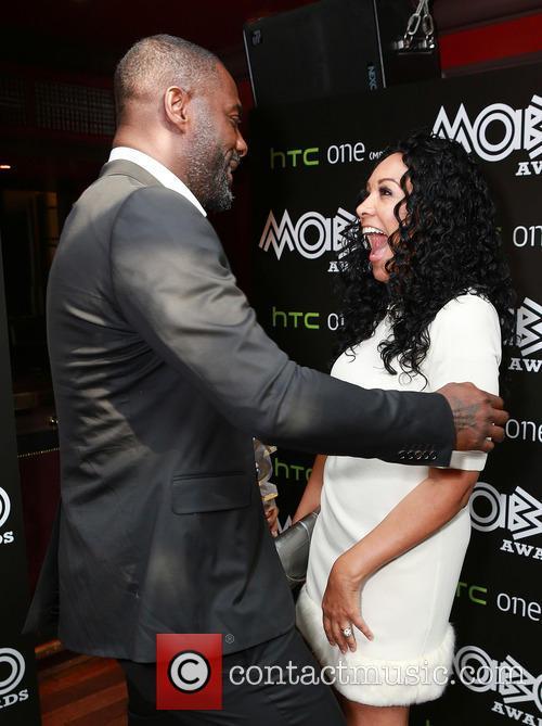 Idris Elba and Kanya King 8