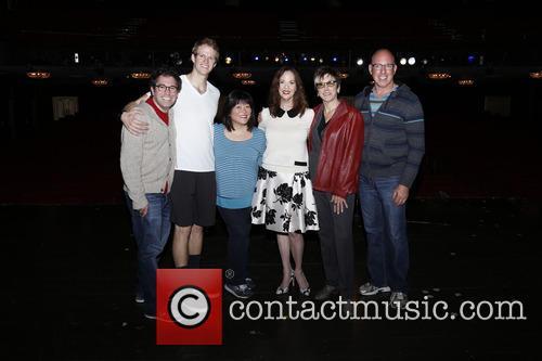 Ann Harada, Lesley Ann Warren, Robyn Goodman and Cast 2