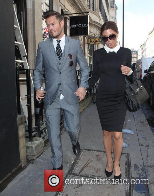 Victoria Beckham and David Beckham 3