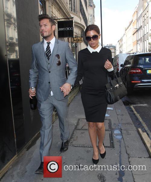 Victoria Beckham and David Beckham 5