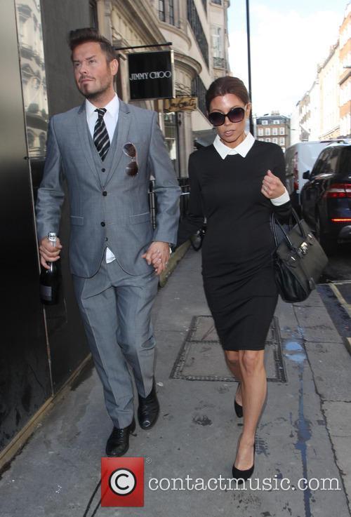 Victoria Beckham and David Beckham 6