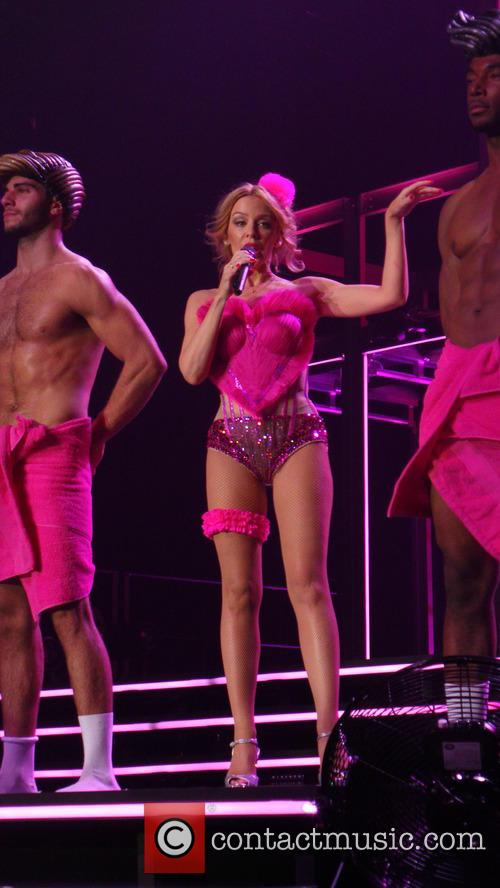 Kylie Minogue and Kylie Minouge 1