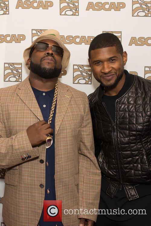 Big Boi and Usher 7