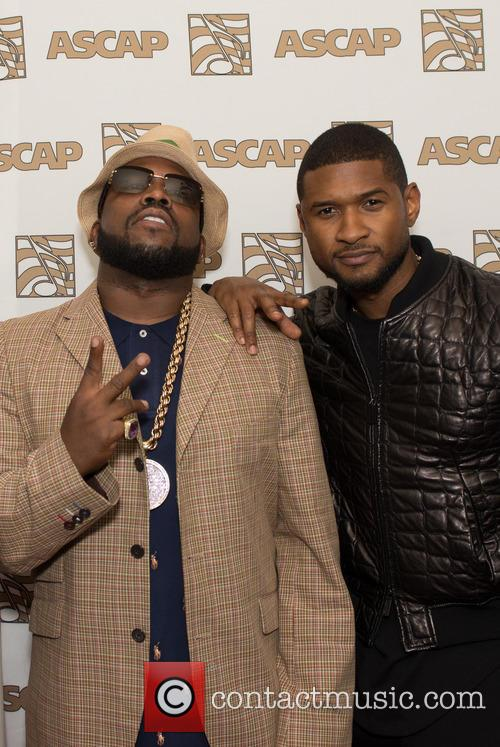 Big Boi and Usher